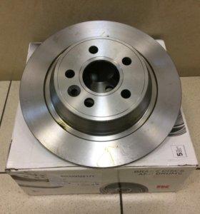 Мондео 4 задние тормозные диски