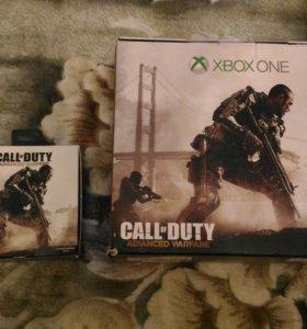 X-BOX One 1ТБ Call of Duty: Advanced Warfare