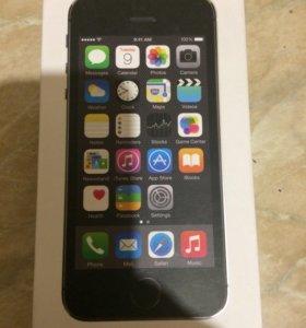 Продаю iPhone 5 S