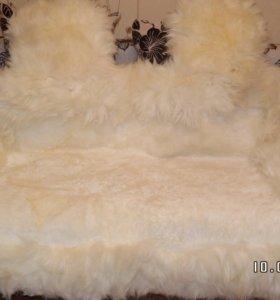 Натуральные чехлы из овчины