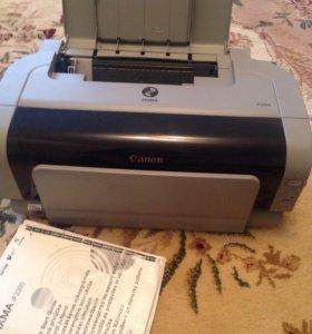 Струйный принтер Canon Pixma iP 2000