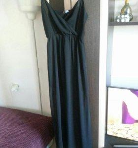 Платье h&m шифоновое