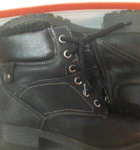 Полусапожки ботинки