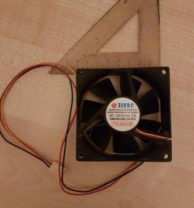 Вентилятор для системного блока 80х80