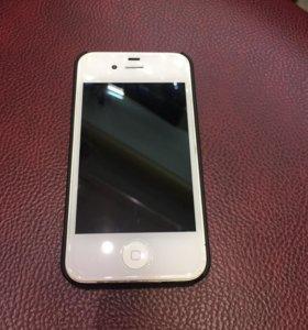 iPhone 4 white 16 gb