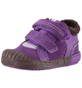 Новые ботиночки демисезонные Reima