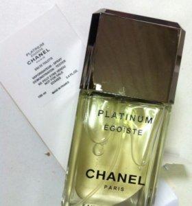 Chanel egoiste platinum tester 100ml
