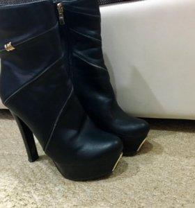 Туфли Сапожки