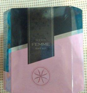 Набор Femme от AVON.