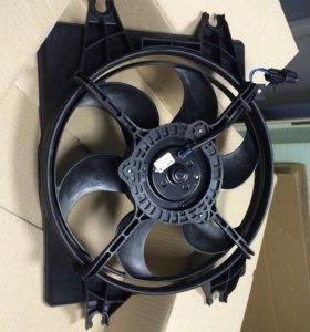 Вентилятор охлаждения кондиционера