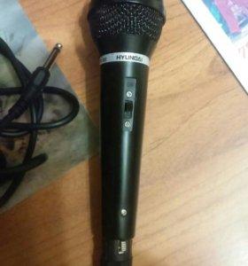 Микрофон Hyundai H-DM102