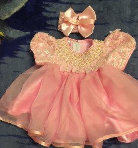 Платье 0-6