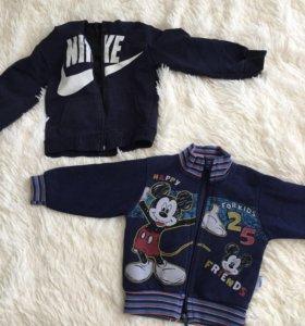 Одежда на мальчика 12м-24м