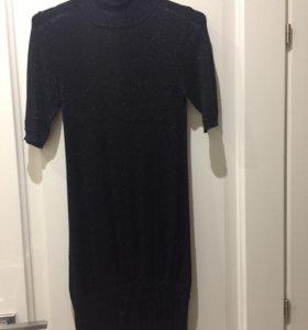 Платье люрекс S