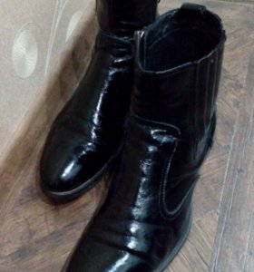 Терволина ботинки мужские