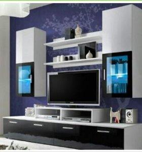 Стенки для телевизора