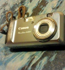 Canon 5 MEGA PIXELS