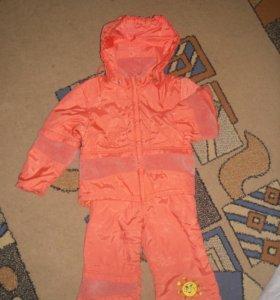 Костюм демисезонный (куртка, полукомбенизон)