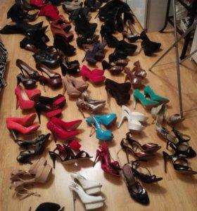 Сапоги,полусапожки,туфли,босоножки