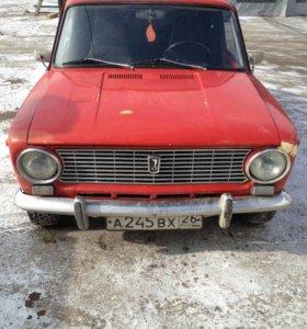 ВАЗ 2101 1984 год