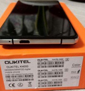 Телефон Oukitel k4000