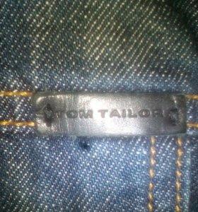 Джинсовая куртка TOM TEILOR