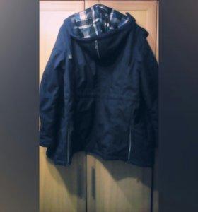 Куртка(Парка) весна-осень