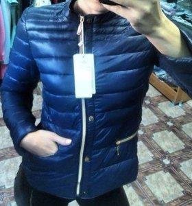 Новая стеганая куртка