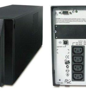 APC by Schneider Electric Smart-UPS 1000VA USB