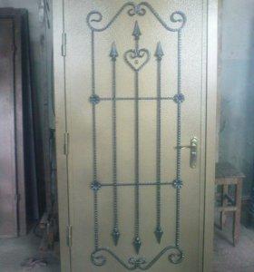 Изготовление дверей и варот
