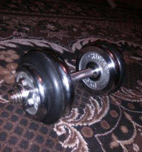 ≈13 кг