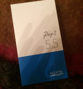 Alcatel One touch Pop 3 5,5
