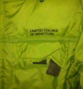 Куртка на 2 год