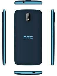 HTC Desire 326G Синий