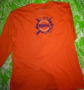 Asics: Редкая фирменная футболка.