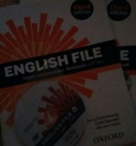 Учебник по английскому, english file