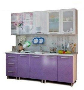 Кухни 2м