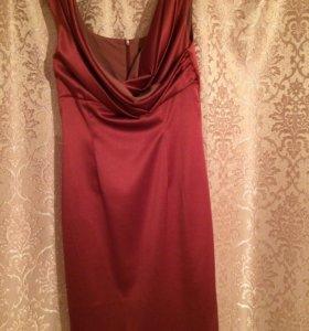 Вечернее платье (46 размер)