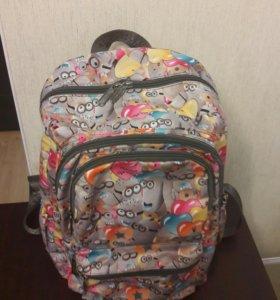 Школьный рюкзак - Миньйон