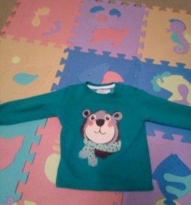 Толстовка кофта свитер