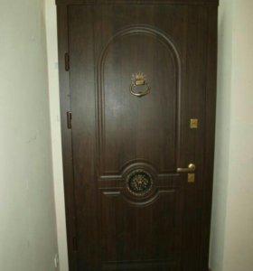 Двери металлические,входные