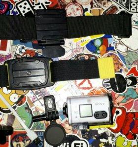 sony as100v экшн камера