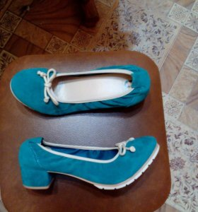 Новые туфли, р 38,5