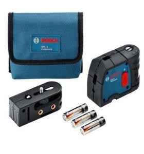 Уровень лазерный Bosch GPL 3