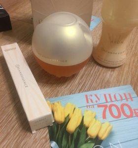 Инкаденса парфюмерный набор