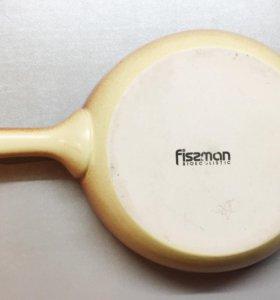 Сковорода для запекания Fissman. Новая.