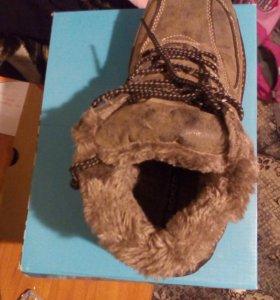 Зимняя обувь.мужская