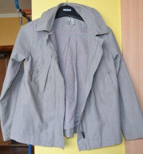 Куртка - плащ