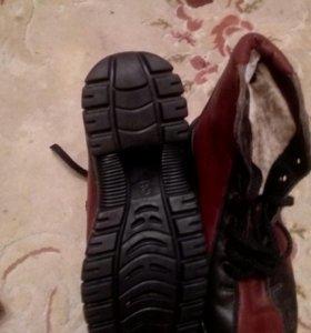 Ортопедическая обувь новая 35 размер