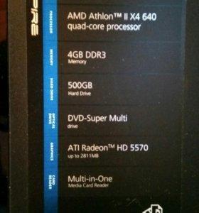 Продам системный блок Acer AX3400